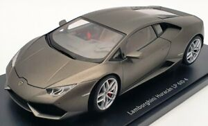 Autoart 1/18 Scale 74606 - Lamborghini Hurcan LP610-4 - Mat Grey