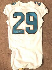 Miami Dolphins Minkah Fitzpatrick Signed Game Used Jersey Beckett BAS COA