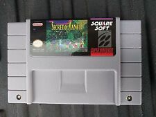 Secret of Mana 2 (Seiken Densetsu 3) (Super Nintendo SNES) English NTSC Version