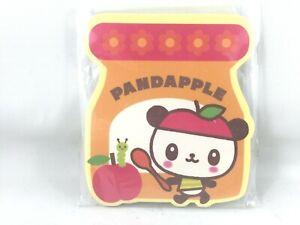 Sanrio Pandapple memopad apple scented Japan New 2007