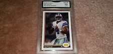 2016 DAK PRESCOTT ACEO STAR ROOKIE FOOTBALL CARD GRADED GEM MINT 10 $$