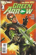 Green Arrow (New 52) #1 - VF/NM