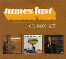 James Last - 3 CD Box Set [New CD] Boxed Set