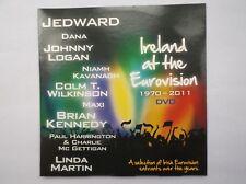 IRELAND AT THE EUROVISION 1970 - 2011 DVD