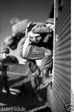 German Army Paratroopers Crete 1943 Boarding World War 2 Reprint Photo 6x4 Inch