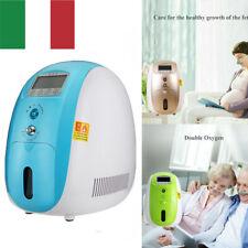 1-5L/Min Purezza Portatile Casa di ossigeno concentratore generatore macchina