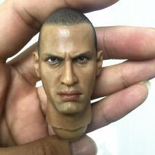 "Custom 1/6 Scale Head The Rock Dwayne Johnson Sculpt for 12"" Figure"
