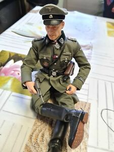 Action Figure DID DRAGON WWII 1/6e: Officier ss