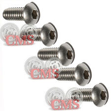 5 Stainless Steel Bolt Timing Point Cover Hardware Kit for 99-17 Harley Big Twin