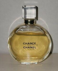 CHANEL Chance Eau De Toilette, 1.7 fl. oz., Used