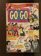 GO GO #2 (6.0)  JOIN THE IN CROWD! 1960