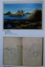 RARE JAPANESE BOOK,UKIYO-E,LANDSCAPE,JAPAN,SHOWA,HASUI KAWASE,OUT OF PRINT