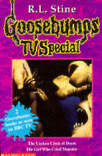 Cuckoo Clock of Doom by R. L. Stine (Paperback, 1997)