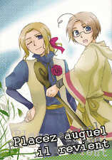 Hetalia Axis Powers Doujinshi France x Canada Placez auquel il revient empty