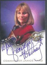 Star Trek Cinema 2000 Auto A7 Grace Lee Whitney Rand