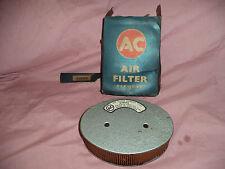 A2035A AIR FILTER NOS AC AIR FILTER 66 TRIUMPH BRITISH VEHICLE ROVER ? TALBOT ?