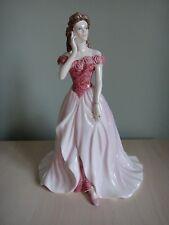 Coalport Figurine - Sarah - Figurine of the Year - 1994