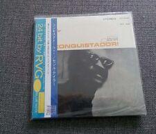 Cecil Taylor Conquistador (+Bonus) JAPAN MINI LP CD SEALED