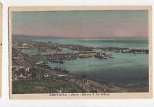 Barcelona Puerto Darsena de San Beltran Spain Postcard 355a
