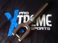 TEAM DOGZ SMX T7 THREADLESS STUNT SCOOTER FORKS 1 PIECE ALUMINIUM HIC SCS ICS