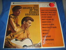 The Golden Hits Of The Everly Brothers NMl Lp Warner Brothers WS-1471[INV-21]