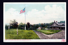 1902-07 John Brown's House North Elba Adirondack Mountains New York postcard