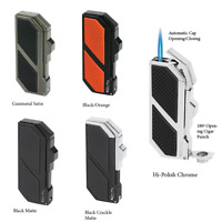 Vector KGM Hybrid Single Jet-Torch Lighter  - All Colors, Free FAST Shipping