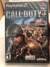 Call of Duty 3 - PlayStation 2 [PlayStation2] Brand New Sealed PS2