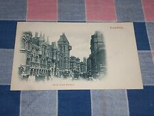 Old Postcard London  New Law Courts  Undivided Back  Unused