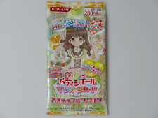 Yumeiro Patissiere My sweets Card KONAMI 2009 Japan ver NEW