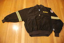 Pittsburgh Steelers Starter 1/4 Zip Jacket Pullover - Size L