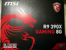 MSI R9 390X Gaming 8GB (used) item:3 - CARD ONLY!