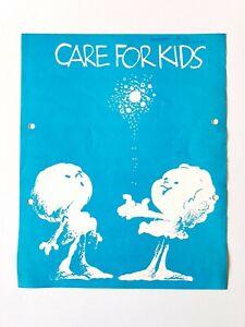 Care For Kids Sheet Music
