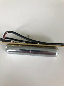Chrome Lipstick or Tube Bridge Pickup