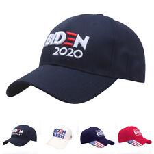 Joe Biden for President 2020 Baseball Cap Unisex Hat Embroidery Adjustable A+