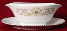 FINE CHINA OF JAPAN china FLORENTINE pttrn GRAVY BOAT