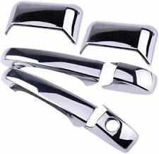 For 2007-2016 Jeep Compass Chrome Door Handle Cover Covers