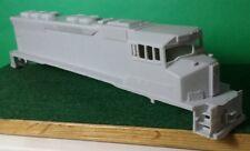 HO Scale - MK SD50M-3 Locomotive Shell, HO Scale Trains