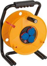 Kabeltrommel Kabel Trommel leer für Industrie Baustellen brennenstuhl Brobusta