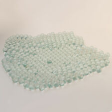350Pcs Clear Glass Marbles Beads 10mm Fish Tank Vase Decor Home Decoration