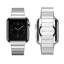 Edelstahlarmband für die Apple Watch 42mm Uhrenarmband Armband Gliederarmband