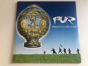 PUR / ABENTEUERLAND / 12'' DOPPEL VINYL / NEUWERTIG / INTERCORD / INT 145.247
