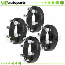"""1.25"""" 4Pcs Wheel Spacers 6x5.5 12x1.5 For Toyota Tundra Tacoma 4Runner Sequoia"""