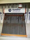 Sunfire Solar Vacuum Tube Hot Water Heater. 50 Gallon. New Old Stock