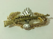 Brevet TYTKA TIKKA OT Officier Tireur d'Elite Sniper GENDARMERIE NATIONALE GIGN