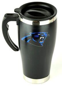 NFL Carolina Panthers Mug Thermo Cup Travel Mug Coffee Cup