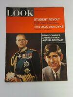 April 18, 1967 LOOK Magazine ~ Prince Charles ~ VINTAGE ADS ~ Dick Van Dyke