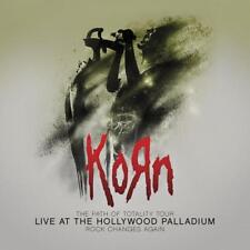 KORN - LIVE AT THE HOLLYWOOD PALLADIUM - BLU-RAY+CD - 884860064071