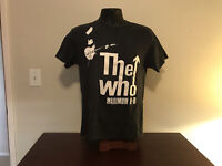 """The Who, vintage 1989 Tour Shirt. """"The Kids are Alright"""" Tour."""