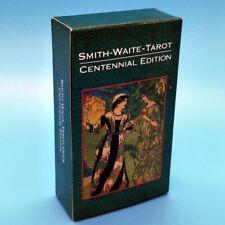 Smith-Waite Rider Tarot Deck Vintage Original Card 78pcs Cards Set Sealed US
